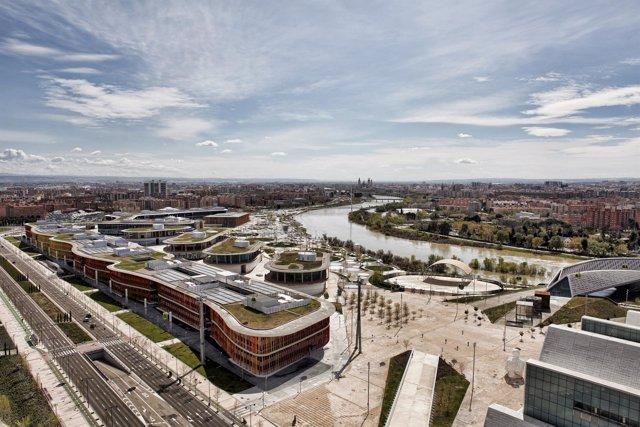 Recinto Expo de Zaragoza