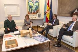 """La Xunta y la Diputación de Pontevedra plantean el intercambio de competencias para gestionarlas con """"máxima eficiencia"""""""