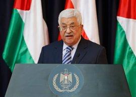Abbas pide a la comunidad internacional que defienda la solución basada en dos estados