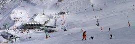Valdezcaray abre diez pistas este martes, con 5,97 kilómetros esquiables