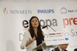 """Montón anuncia un cambio legislativo para que la sanidad pública sea la """"fórmula preferente"""" en la Comunidad valenciana"""