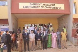 Se pone en marcha en Burkina Faso el laboratorio 'Andalucía' para una mejor formación de los profesionales de salud
