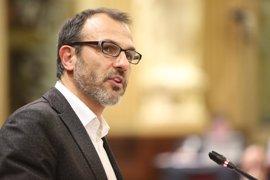"""Barceló acusa al Gobierno de haber """"beneficiado"""" a otras CCAA """"por encima de Baleares"""" con los fondos Feder"""