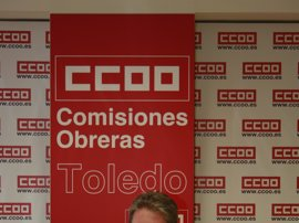 Villaraco deja la Secretaria Provincial de CCOO Toledo y pasa el testigo a Arroyo