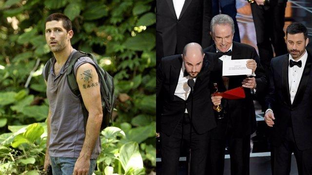 Lost y Oscars 2017