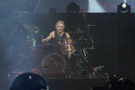 El batería de Aerosmith afirma que ellos son mejores en directo que los Rolling Stones
