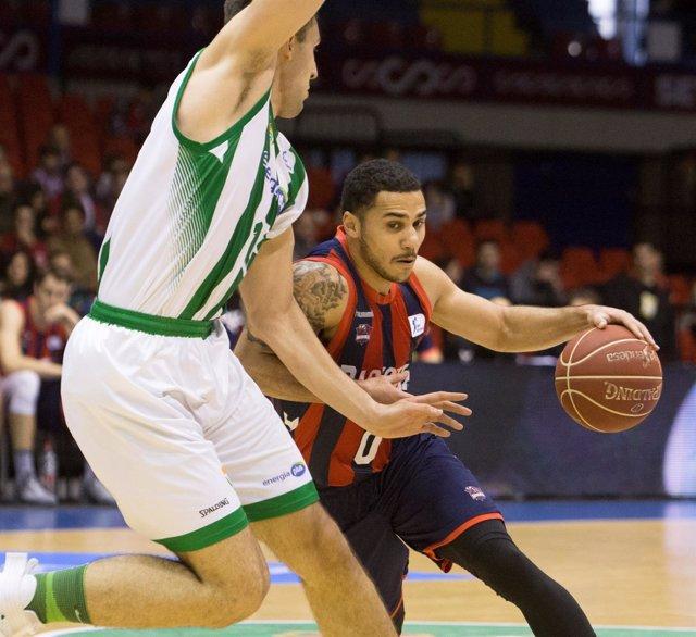 Shane Larkin Real Betis Energía Plus - Baskonia