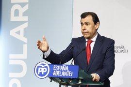 """Maillo espera que Cs no mencione al presidente de Murcia en su reunión, porque """"no forma parte del pacto nacional"""""""