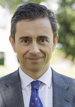 Responsable de categoría y desarrollo de negocio de Aruba-HPE en Iberia, Pedro M