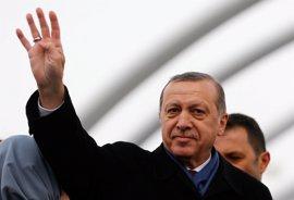 Erdogan dice que Manbij será el próximo paso en la operación apoyada por Turquía en Siria