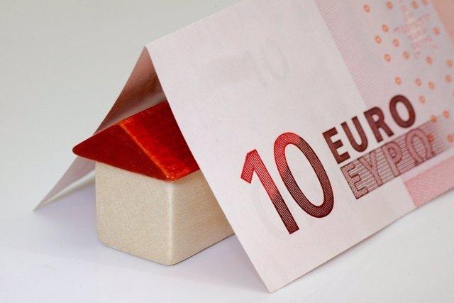 Hipotecas, casas, dinero