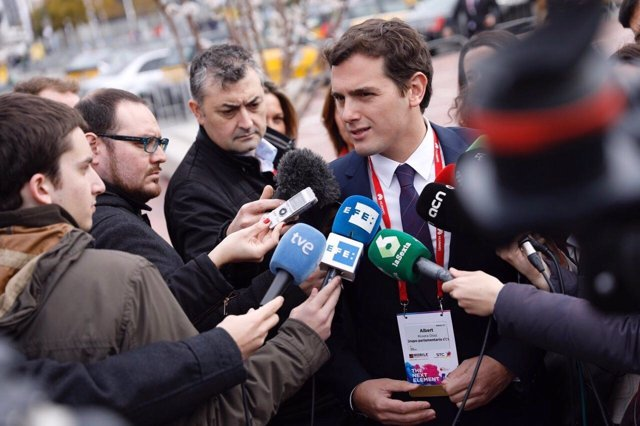 Albert Rivera, Cs