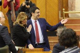 """PSOE-A pide """"sacar de la batalla partidaria"""" los servicios públicos esenciales como se hizo con el Estatuto"""