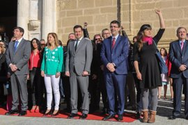 "Teresa Rodríguez: ""Andalucía no debe servir de granero para Rajoy ni plataforma para Díaz"""