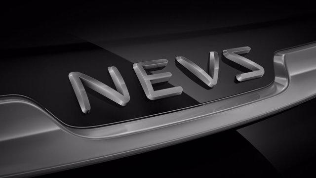 Logotipo de Nevs