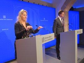 El Govern defiende la reforma del reglamento de JxSí y la desvincula del proceso soberanista