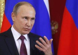 Putin deja claro que Rusia no apoyará las sanciones contra Siria por el uso de armas químicas