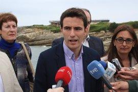 """PSOE critica que el proyecto de la senda costera no refleja propuestas para """"revertir el daño causado"""""""