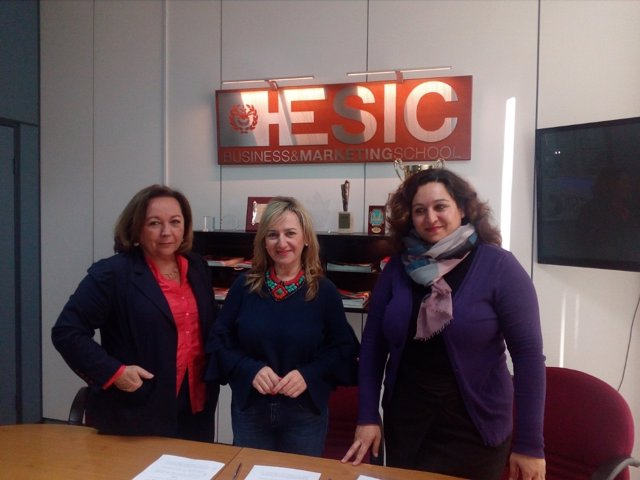 Acuerdo FMS y Empresarias Sevillanas