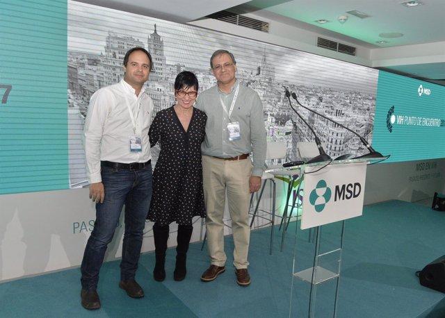 Encuentro MSD sobre VIH