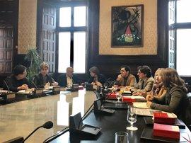 El Parlament crea la comisión del 'caso Vidal' y lleva al pleno la de la 'Operación Catalunya'