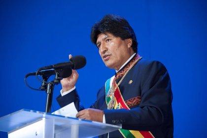 "Evo Morales acusa a Trump de promover ""la cultura de la muerte"""