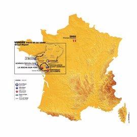 El Tour de Francia de 2018 partirá del Paso del Gois