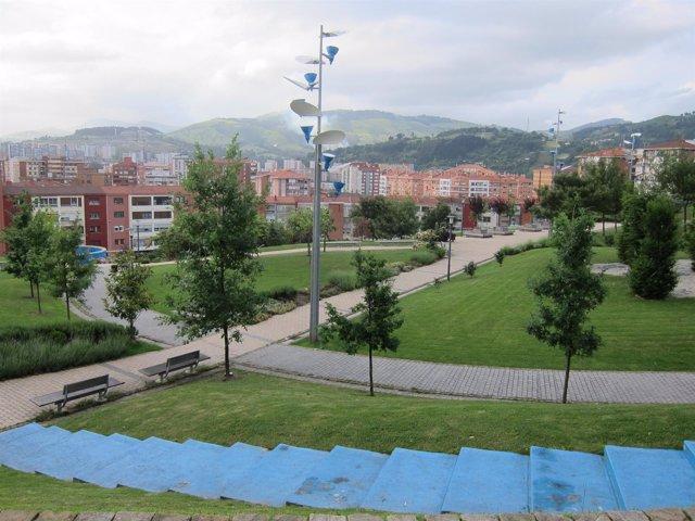 Jardín Botánico de Barakaldo