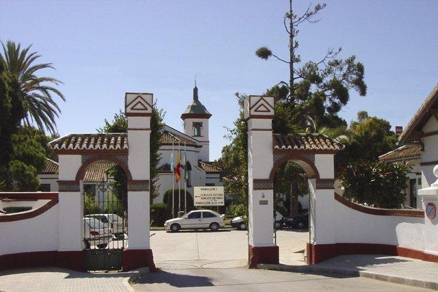 Hospital Marítimo, Torremolinos, Costa del Sol, Málaga, centro sanitario