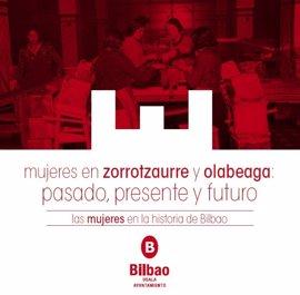 Bilbao organiza rutas turísticas por Zorrotzaurre y Olabeaga para destacar el papel de las mujeres en su historia