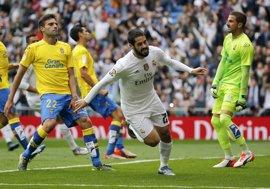 La presión y el retorno de Jesé amenazan al Real Madrid