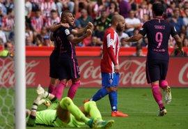 El Barça no puede fallar ante un Sporting mermado