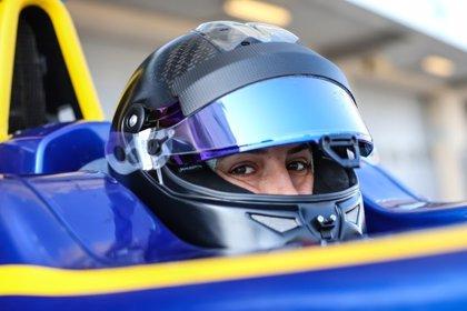 La colombiana Tatiana Calderón ficha como piloto de desarrollo de la escudería Sauber de Fórmula 1