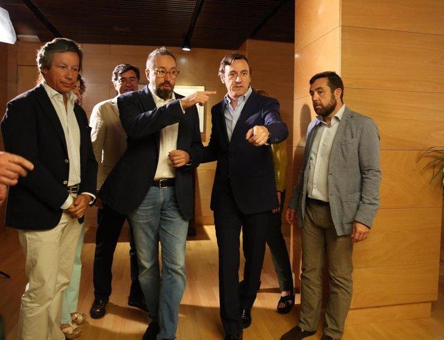 Bermúdez de Castro, Girauta y Hernando