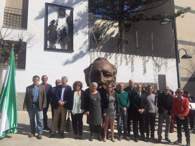 Órgiva se convierte en Ciudad Cervantina por excelencia