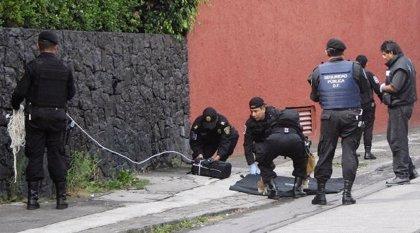 Encuentran una cabeza humana en el interior de una mochila en México