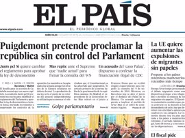 Las portadas de los periódico de hoy, miércoles 1 de marzo de 2017