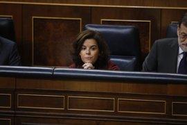 """Santamaría, sobre la reforma del reglamento del Parlament: """"Cuanta más prisa más legitimación pierden"""""""