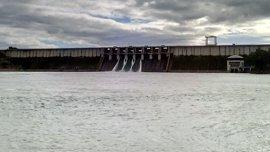 La reserva hidráulica del Guadiana se encuentra al 61,5% de su capacidad y la del Tajo al 58,1%