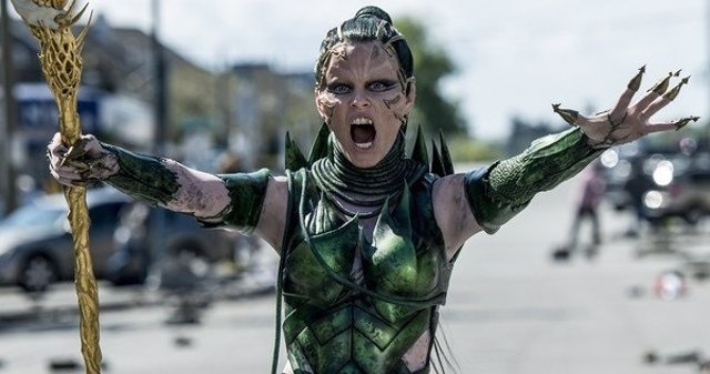Rita Repulsa en Power Rangers