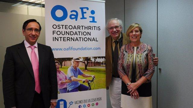 La Sociedad Española de Reumatología y OAFI firman un convenio para colaborar en