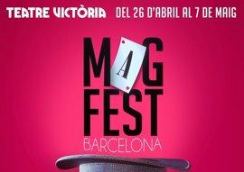Barcelona acogerá su primer festival internacional de magia en primavera