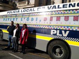 El Ayuntamiento de València impedirá el acceso del autobús de Hazte Oír por atentar contra la dignidad de los menores
