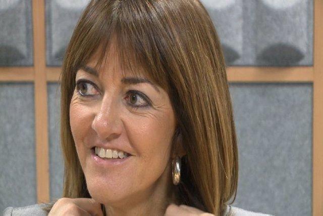 Idoia Mendia, secretaria general del PSE