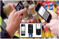 Per pagar, treu el mòbil