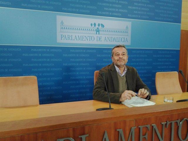 José Antonio Castro, hoy en rueda de prensa
