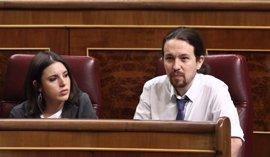 """Pablo Iglesias cree que es bueno que el PSOE cambie en la """"dirección"""" que plantea Pedro Sánchez"""