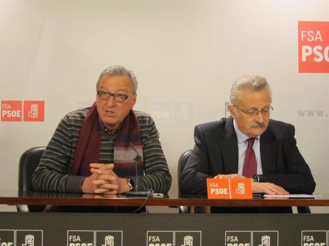 El parlamentario del PSOE por Asturias en el Congreso, Antonio Trevín