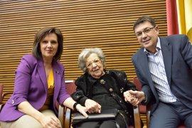 """Las Corts expresan sus condolencias por la muerte de Alejandra Soler, """"ejemplo de lucha por la tolerancia"""""""