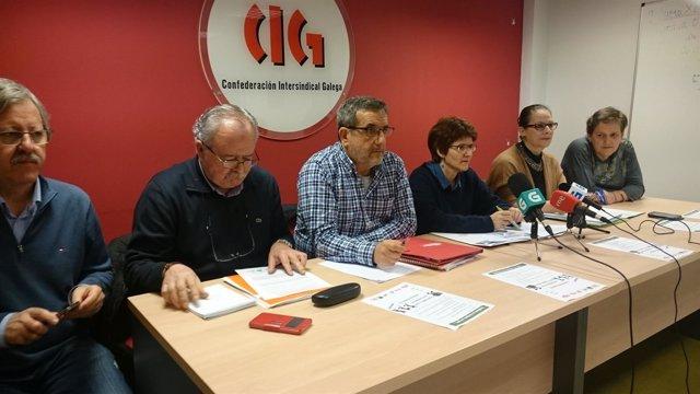 Anuncio de movilizaciones en la sanidad gallega